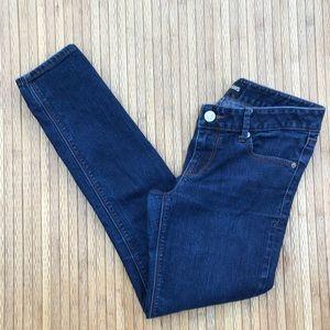 Women's Express Stella Low Rise Legging Jean 6S